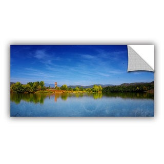 ArtAppealz Dragos Dumitrascu 'The River Of The Fall' Removable Wall Art