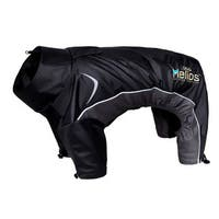 Helios Blizzard Full Bodied Adjustable and 3m Reflective Dog Jacket