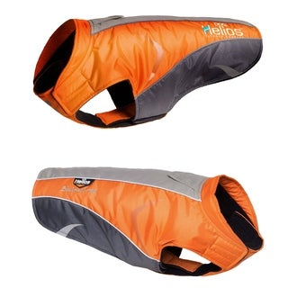Helios Altitude-mountaineer Wrap Protective Waterproof Dog Coat with Blackshark Technology