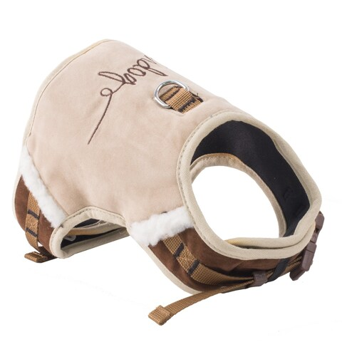 Touchdog Tough Butique Adjustable Dog Harness