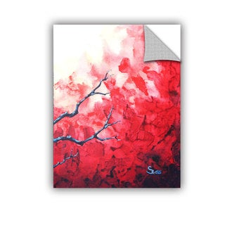ArtAppealz Shiela Gosselin 'Ruby' Removable Wall Art