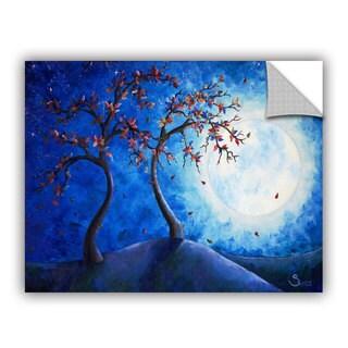ArtAppealz Shiela Gosselin 'Into The Light' Removable Wall Art