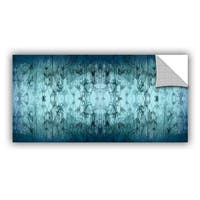 ArtAppealz Cora Niele 'Coincident Series V' Removable Wall Art