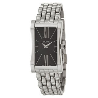 Balmain Women's 'Elysees' Stainless Steel Swiss Quartz Watch