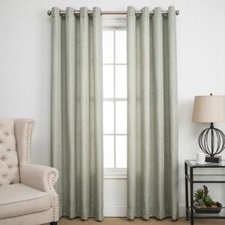 Grasscloth Grommet Panel