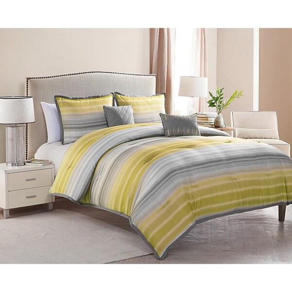 VCNY Bowery 5-piece Comforter Set