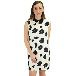 Relished Women's White Kiera Shift Dress