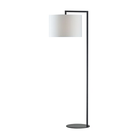 Dimond Bronze Stem Floor Lamp