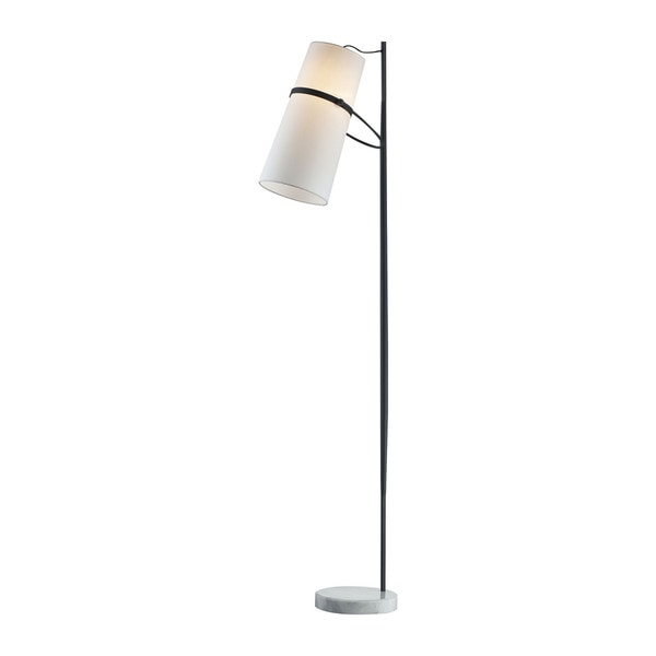 Dimond Banded Shade Floor Lamp