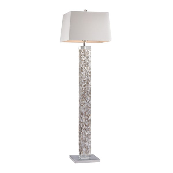 Dimond Lighting Mother Of Pearl Floor Lamp