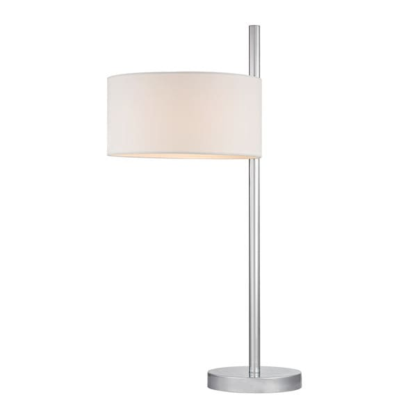 Dimond Attwood Polished Nickel Table Lamp