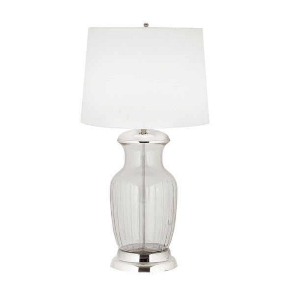 Dimond Massive Glass Urn Table Lamp