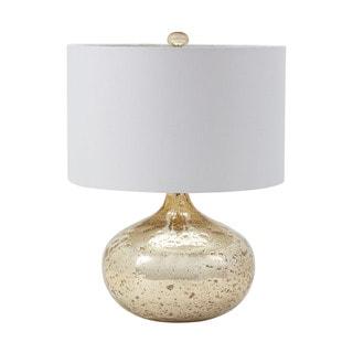 Dimond Antique Mercury Glass Gold Table Lamp