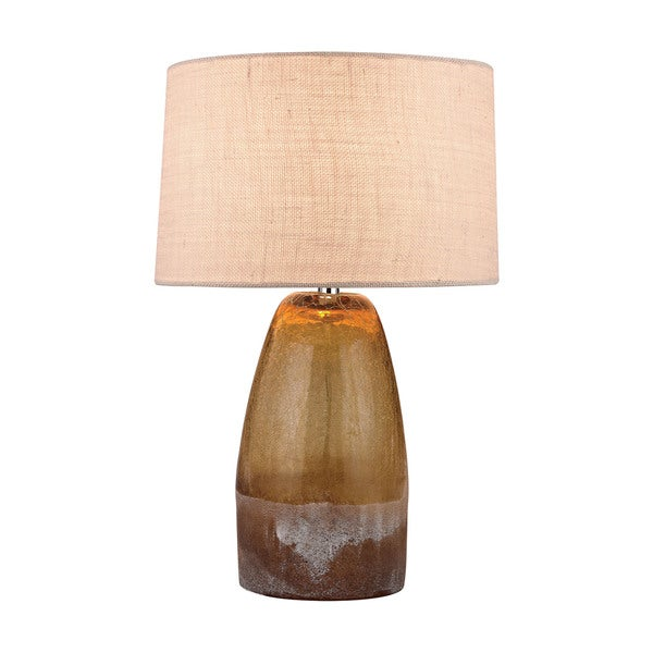 Dimond Vertical Reaction Ceramic Lamp