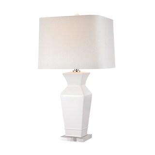 Dimond Angular Tapered Neck Lamp