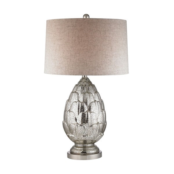 Dimond Mercury Artichoke Lamp