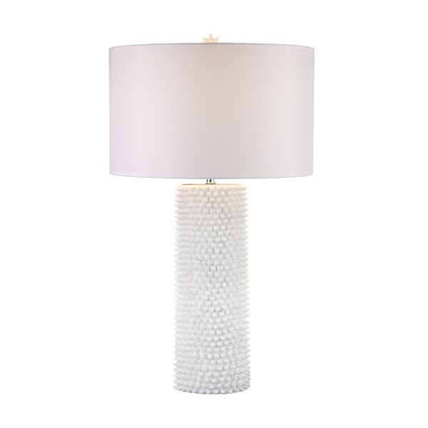 Dimond Lighting White Punk Table Lamp