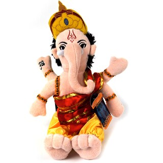 Ganesh Little Thinker Plush Doll