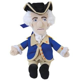 George Washington Little Thinker Plush Doll