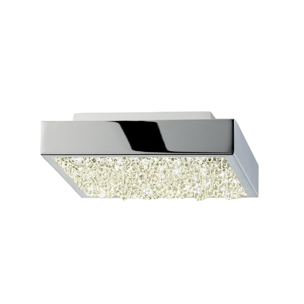 Sonneman Lighting Dazzle 6 inch Square LED Surface Mount