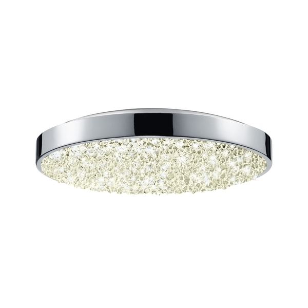Sonneman Lighting Dazzle 12 inch Round LED Surface Mount