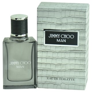 Jimmy Choo Men's 1-ounce Eau de Toilette Spray