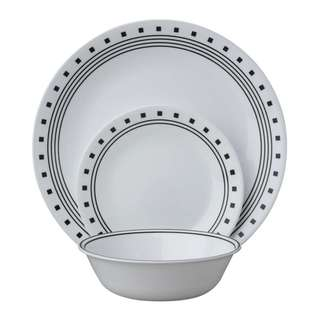 Corelle Livingware Set 18-Piece Set City Block
