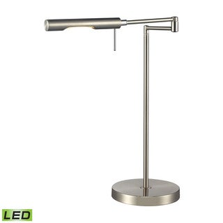 Dimond Laonia Adjus LED Polished Chrome Desk Lamp