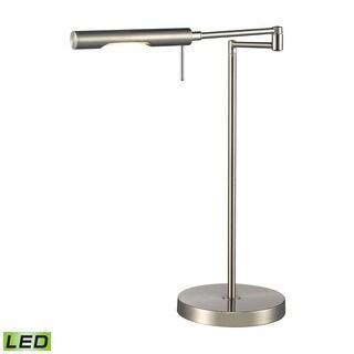 Dimond Laonia Adjus LED Polished Chrome Desk Lamp
