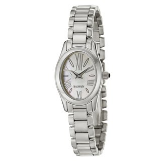 Balmain Women's 'Madrigal' Stainless Steel Swiss Quartz Watch