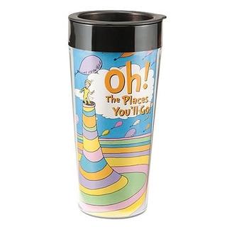 Dr. Seuss Oh The Places You'll Go Coffee Travel Mug