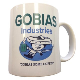 Arrested Development Gobias Industries 11-ounce Ceramic Coffee Mug