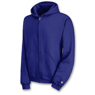 Champion Youth Double Dry Action Fleece Full Zip Hood|https://ak1.ostkcdn.com/images/products/10319259/P17430576.jpg?impolicy=medium