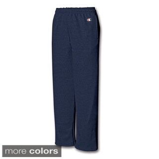 Champion Youth Double Dry Action Fleece Open Bottom Pant (3 options available)