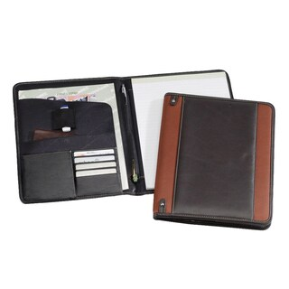 Goodhope The New Yorker Business Leather Padfolio