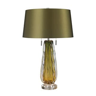 Dimond Modena Blown Glass Green Table Lamp|https://ak1.ostkcdn.com/images/products/10319474/P17430754.jpg?impolicy=medium