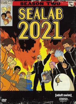 Sealab 2021: Season 2 (DVD)
