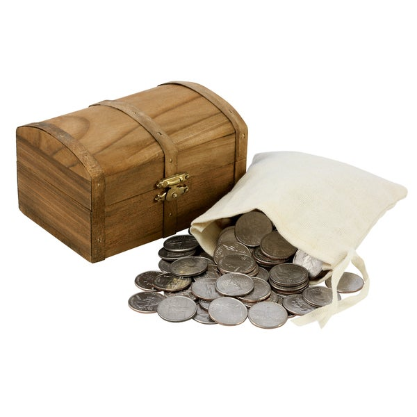 American Coin Treasures Statehood Quarter Treasure Chest