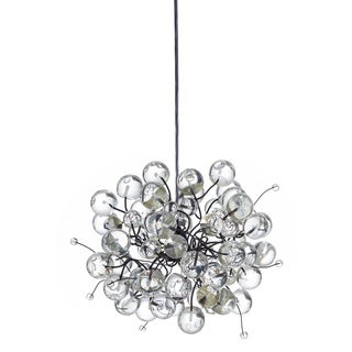 Luna Glam Beads Pendant Hanging Light