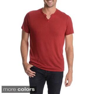 Alternative Men's Cut Neckline T-Shirt