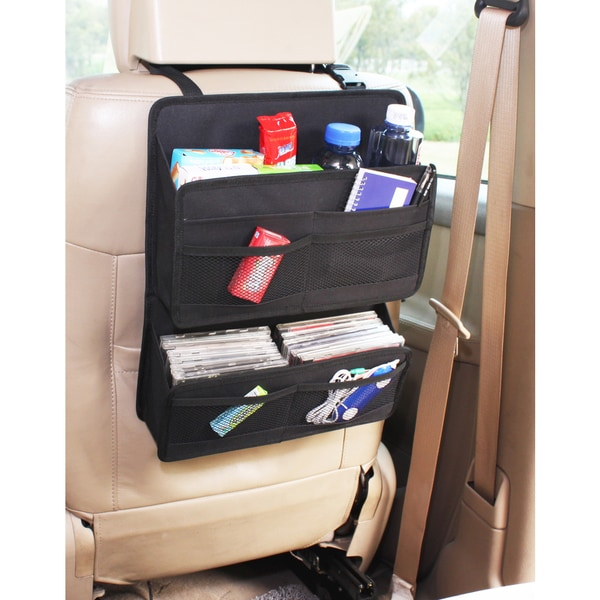 Expandable Backseat Car Organizer. Opens flyout.