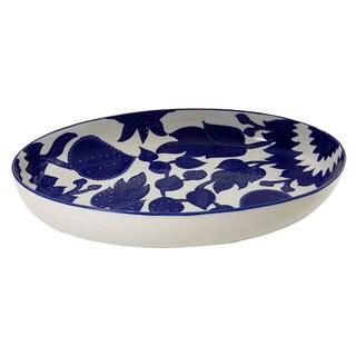 Le Souk Ceramique Jinane Design Poultry Platter