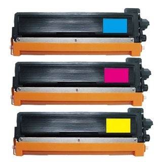 3-pack Replacing Brother TN-221C 221M 221Y 225C 225M 225Y Toner Cartridge