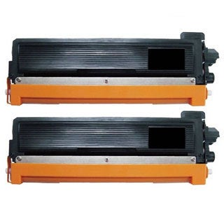 2-pack Replacing Brother TN-221 221BK Black Toner Cartridge