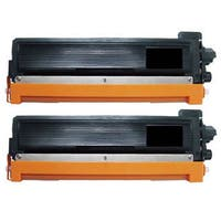 2-pack Replacing Brother TN-221 221BK Black Toner Cartridge