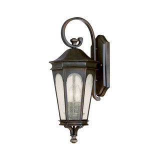 Capital Lighting Inman Park Collection 2-light Old Bronze Outdoor Wall Lantern