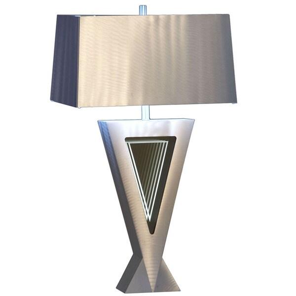 Vectors Aluminum Table Lamp