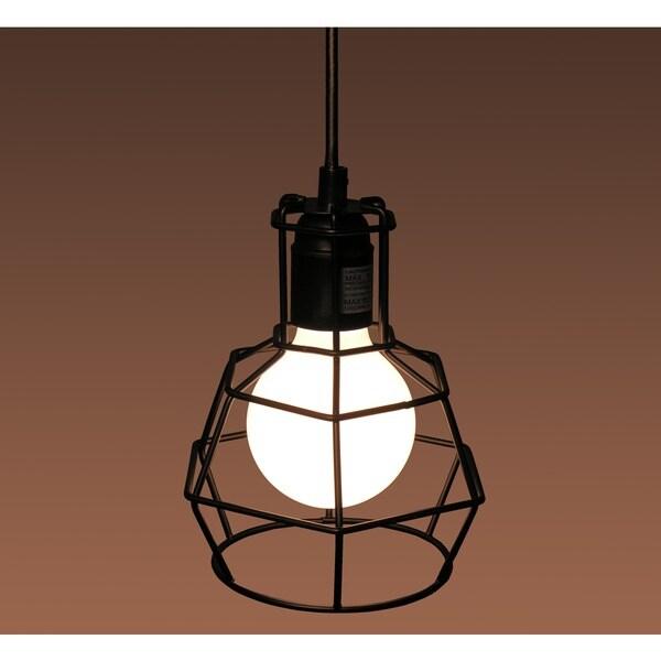 Height Adjustable Louisanne Pendant Light: Shop Priscilla Adjustable Height 1-light Edison Pendant