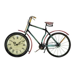 Bicycle Design Desk Clock