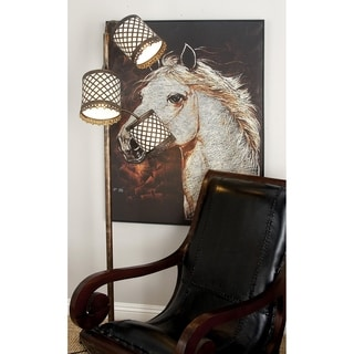 3-arm Studio Floor Lamp